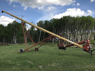 swing away auger