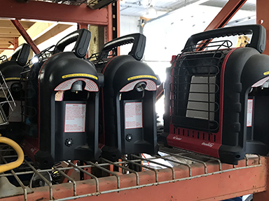 propane heaters